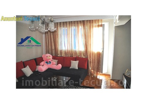 Apartament 2 camere decomandat – în Tecuci